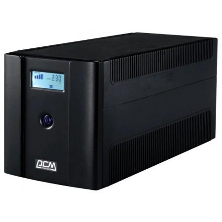 ИБП Powercom Raptor RPT-2000AP LCD EURO