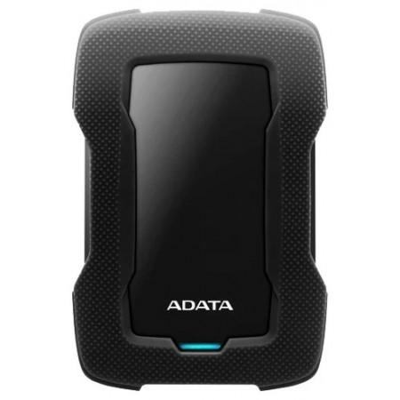 Внешний жесткий диск / AHD330-1TU31-CBK / HDD ADATA USB3.1 1TB DashDrive HD330 Black