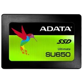 """Твердотельный накопитель SSD ADATA 120GB SSD SU650 TLC 2.5"""" SATAIII 3D NAND"""