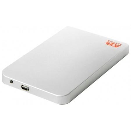 """Внешний модуль AgeStar SUB2O1 2.5""""SATA,алюминий серебро USB2.0"""