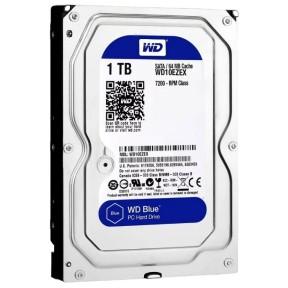 """жесткий диск HDD 3.5"""" 1Tb SATA-III Western Digital Blue"""
