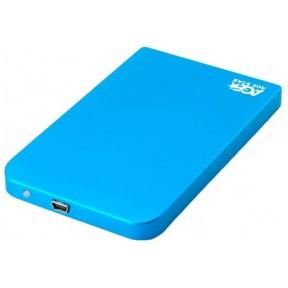 """Внешний модуль AgeStar SUB2O1 2.5""""SATA,алюминий синий USB2.0"""