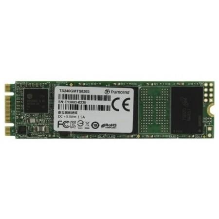 Твердотельный накопитель SSD Transcend 240GB