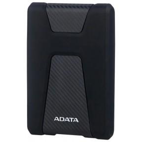 Внешний жесткий диск / AHD650-1TU31-CBK / HDD ADATA USB3.1 1TB DashDrive HD650 Black