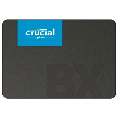 Твердотельный накопитель SSD Crucial 120GB  BX500  SATA-III 3D NAND