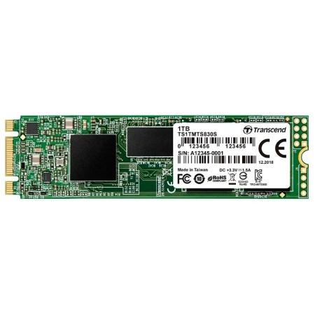 Твердотельный накопитель SSD Transcend 1TB M.2 SSD