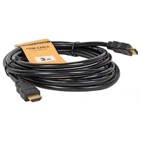 Кабель цифровой HDMI19M to HDMI19M, V1.4+3D, 3m TV-COM <CG150S-3M>