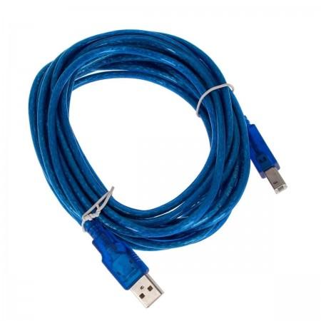 Кабель VCOM  USB2.0 Am-Bm 5.0м