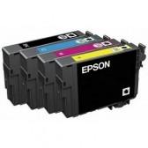 Картриджи для струйных принтеров Epson лицензионные