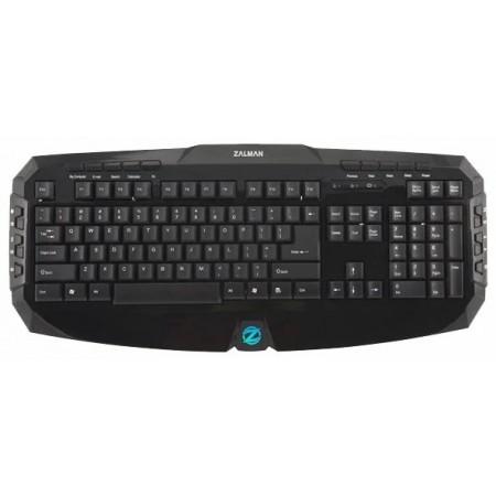 Клавиатура Zalman ZM-K300M, мультимедийная