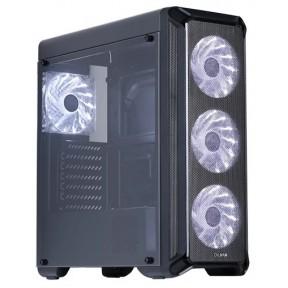 Корпус ATX Zalman I3 w/o PSU/2xUSB2.0/ USB3.0/черный