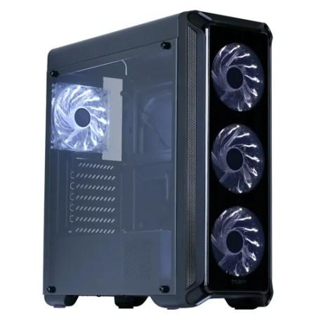 Корпус ATX Zalman I3 EDGE w/o PSU/2xUSB2.0/ USB3.0/черный