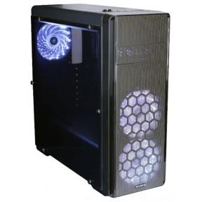 Корпус ATX Zalman N3 w/o PSU/2xUSB2.0/ USB3.0/черный