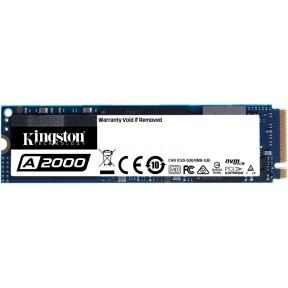 Накопитель SSD M.2 500Gb Kingston A2000 SA2000M8/500G