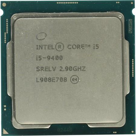 Процессор Intel Socket 1151 Core i5-9400 (2.9GHz/9Mb) tray CM8068403358816SR3X5