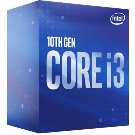 Процессор Intel Socket 1200 Core i3-10100F (3.6GHz/6Mb) tray CM8070104291318SRH8U