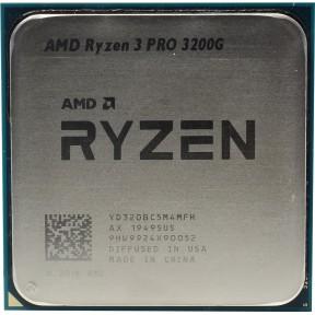 Процессор AMD Ryzen Pro X4 R3-3200G Socket AM4 OEM YD320BC5M4MFH