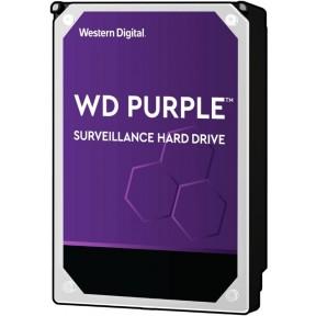 "жесткий диск HDD 3.5"" 2Tb SATA-III WD Purple WD20PURZ для видеонаблюдения"