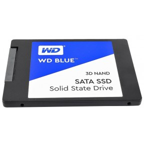 "Накопитель SSD SATA 2,5"" 500Gb WD BLUE WDS500G2B0A"