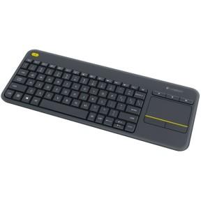 Беспроводный набор клавиатура + тачпад Logitech K400Plus