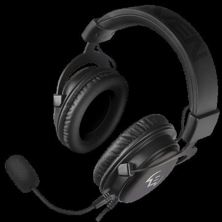 Наушники Sven AP-G999MV игровые, с микрофоном, серый