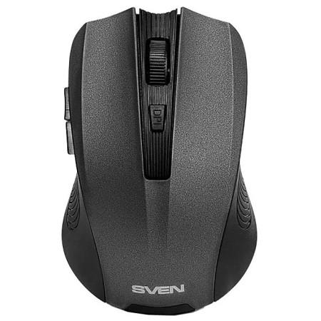 Беспроводная мышь SVEN RX-325 Wireless серая / SV-03200325WG /