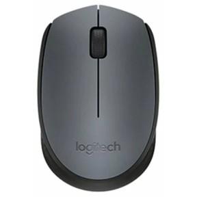 Мышь Logitech Wireless Mouse M170 черный, USB (910-004642)