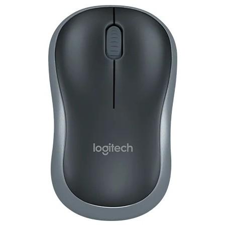 Мышь Logitech Wireless Mouse M185 Swift Grey 910-002238