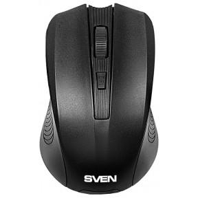 Беспроводная мышь SVEN RX-325 Wireless черная / SV-03200325WB /