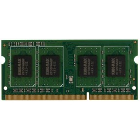 Модуль памяти SODIMM 8Gb DDR3 Kingmax PC12800