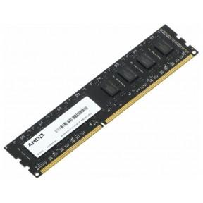 Модуль памяти DDR3 4Gb PC12800 AMD R534G1601UIS-UO/2S-UO OEM