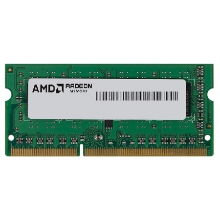 Модуль памяти SODIMM 4Gb DDR3 PC12800 AMD R534G1601S1S-UGO OEM