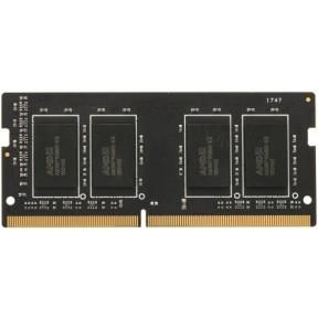 Модуль памяти SODIMM 8Gb DDR4 AMD PC21300 R748G2606S2S-UO