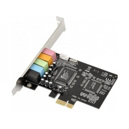 Звуковая карта внутренняя PCI-Ex1 CMedia 8738 5.1