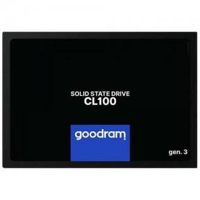 """Накопитель SSD SATA 2,5"""" 240Gb GoodRam CL100 [SSDPR-CL100-240-G3]"""