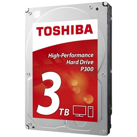 "Жесткий диск 3.5"" SATA 3000Gb Toshiba P300"