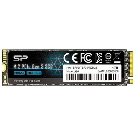 Твердотельный накопитель SSD M.2 Silicon Power 1Tb P34A60