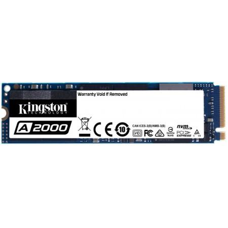 Накопитель SSD M.2 250Gb Kingston A2000 SA2000M8/250G