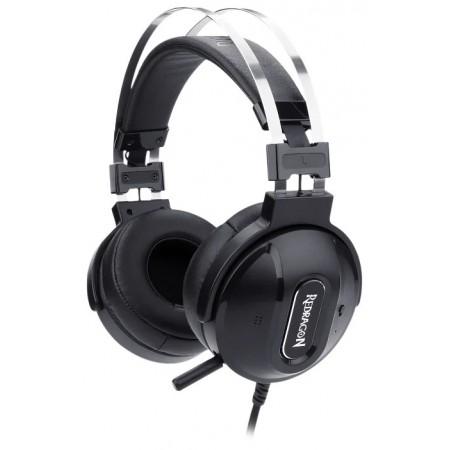 Redragon Игровая гарнитура Ladon звук 7.1, ANC, кабель 1.8 м / 75160 /