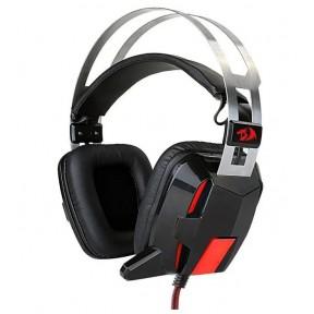 Redragon Игровая гарнитура Lagopasmutus 2 красный + черный, кабель 2 м / 75165 /
