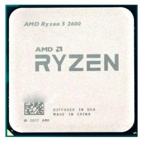 Процессор AMD Ryzen 5 2600 Socket-AM4