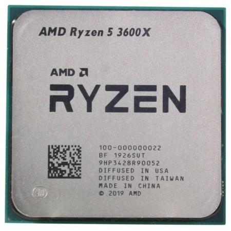 Процессор AMD Ryzen 5 3600X Socket-AM4
