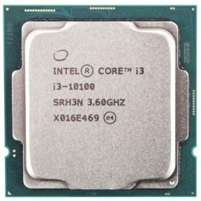 Процессор Intel Socket 1200 Core i3-10100