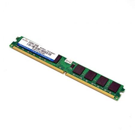 Модуль памяти для компьютера DIMM DDR2 2Gb PC2-6400 (800MHz) DeTech