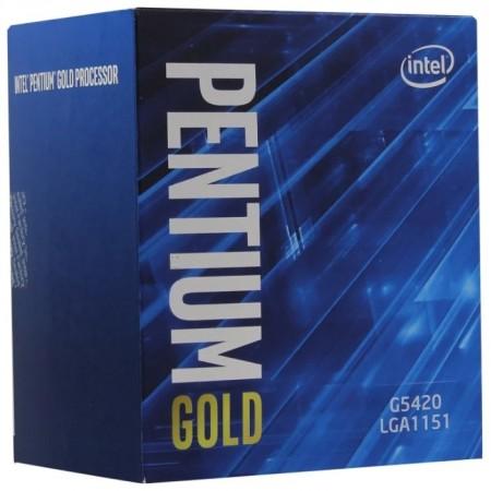 Процессор Intel Socket 1151 Pentium G5420