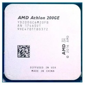 Процессор AMD Athlon 200GE AM4