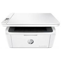 лазерное мфу HP LaserJet Pro MFP M28w RU, A4,лазерный, белый [w2g55a]