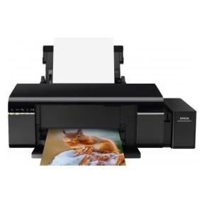 Принтер EPSON L805 A4 , струйный, цвет: черный [c11ce86403]