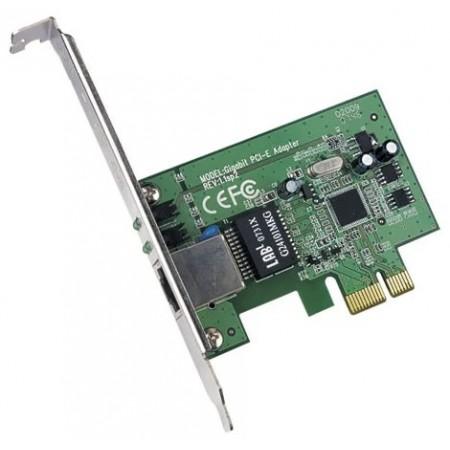 Адаптер сетевой TP-Link TG-3468 1000 Мбит/с, чипсет Realtek PCI-EX