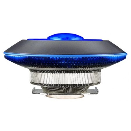 Кулер Cooler Master CPU Cooler MasterAir G100L, 130W, Whire LED fan, Full Socket Support MAL-G1SN-924PW-R1